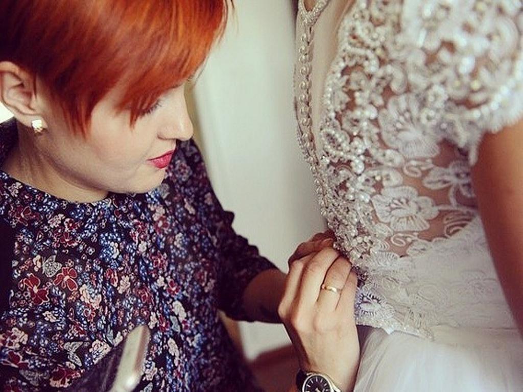 Визажист-парикмахер Анна Самылова