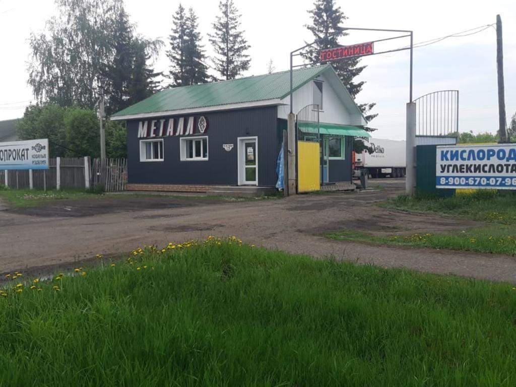 Гостиница для строителей