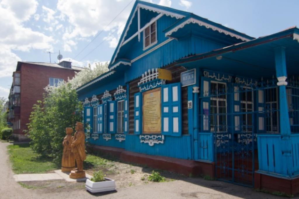 Калачинский историко-краеведческий музей