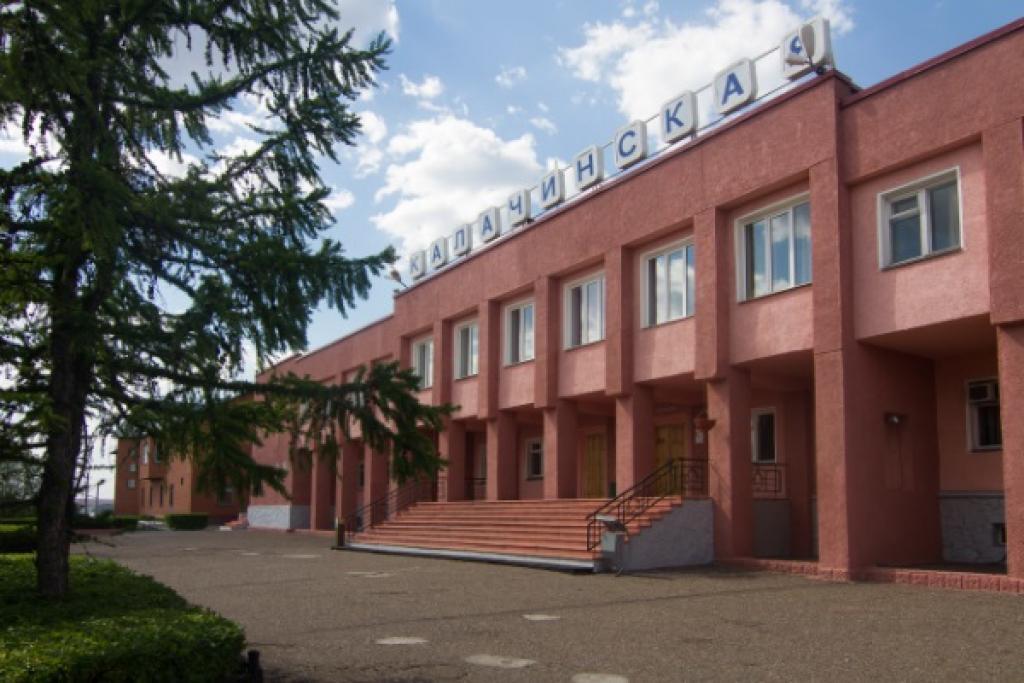 Железнодорожный вокзал Калачинска