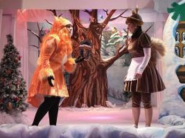 Калачинский театр кукол «Сказка»