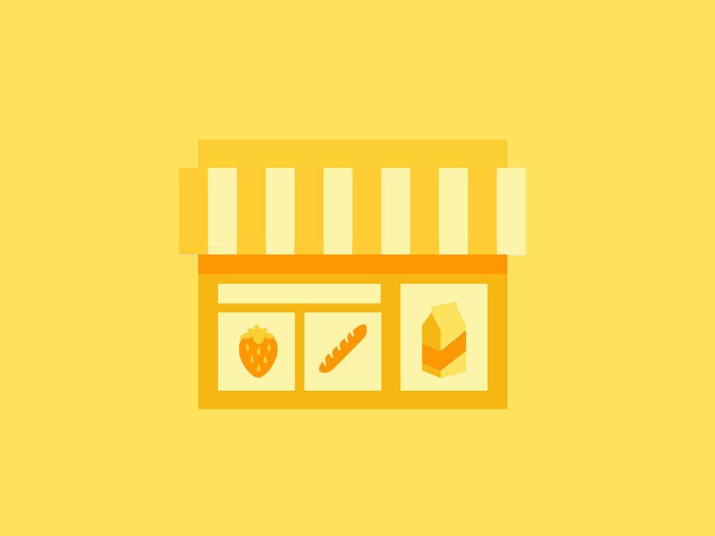 Продуктовый магазин «Березка»
