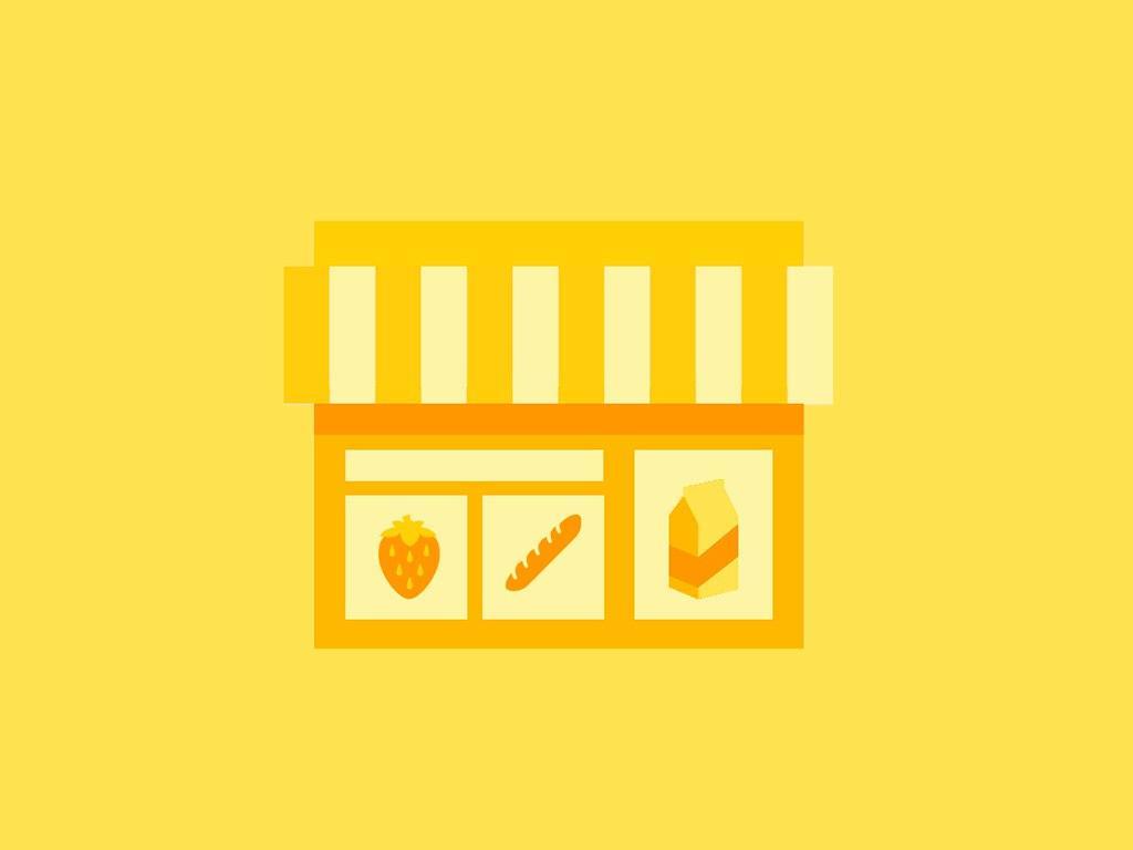 Продуктовый магазин «Радуга»