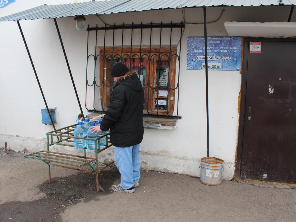 Линия горячего розлива соков и холодного чая в ПЭТ, 3 000