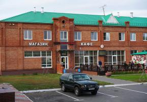 Придорожный комплекс «Омич»