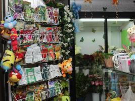 Магазин «Цветы, подарки, сувениры»