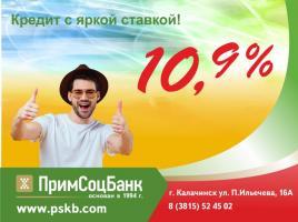 ПАО СКБ Приморья «ПримСоцБанк»